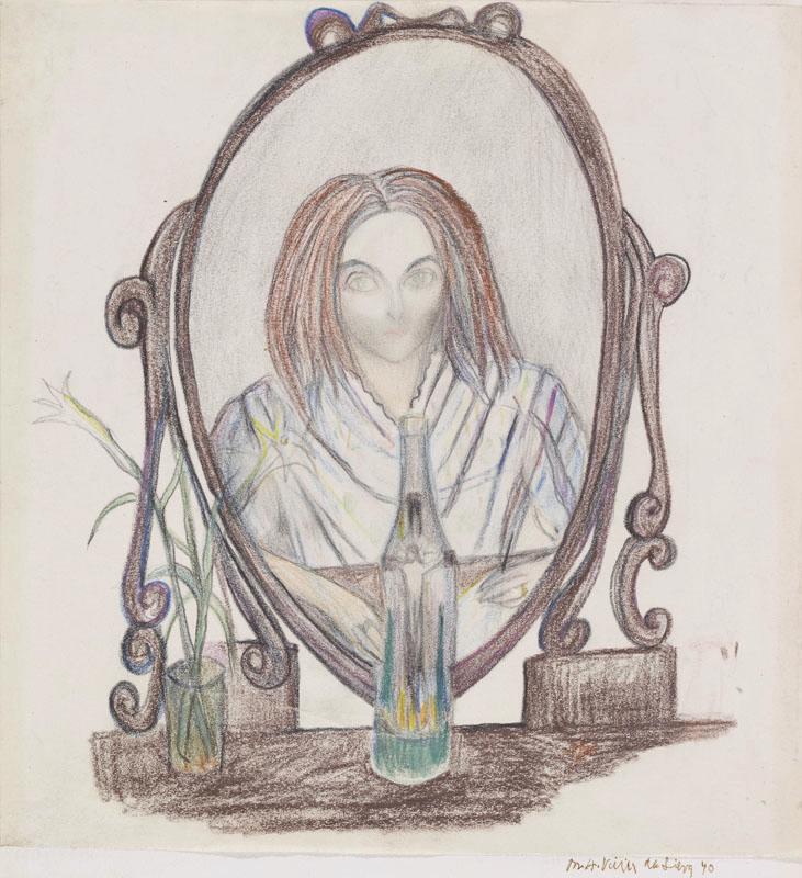 Collections du mus e des beaux arts de dijon r sultats for Le miroir dijon